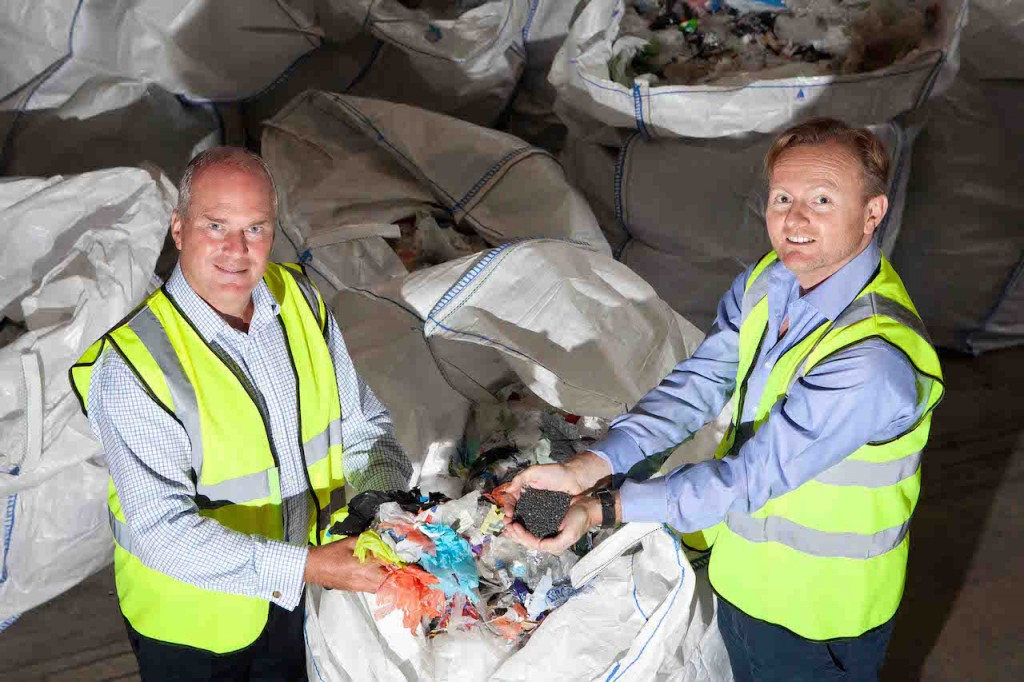 Paul Levett Chairman and Duncan Grierson CEO and Founder